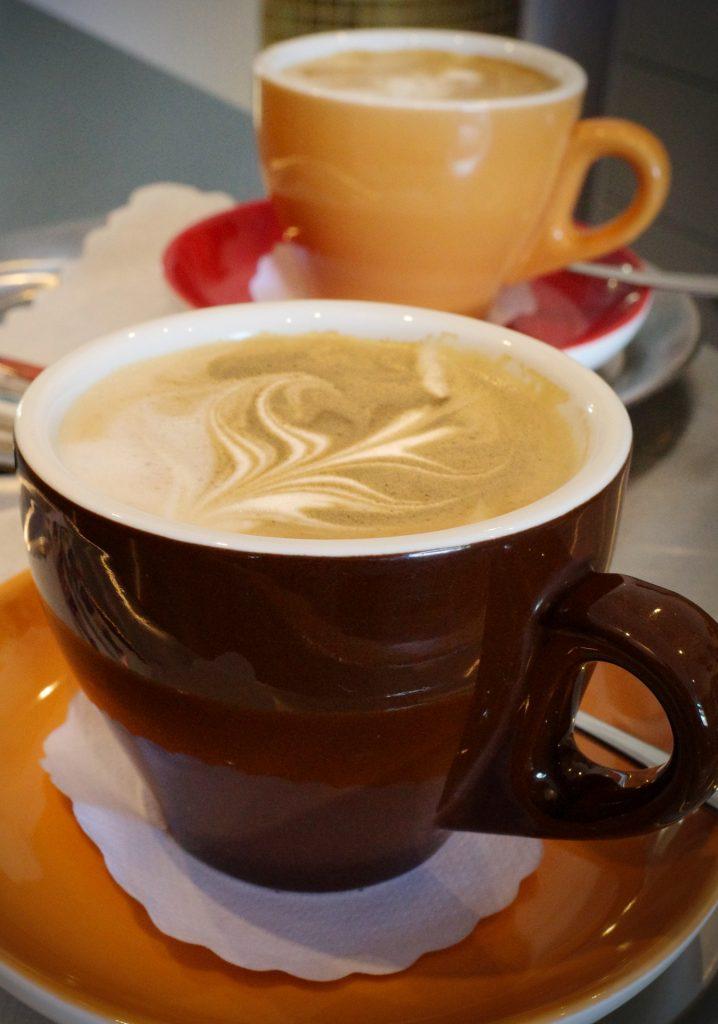 Leckerer Cappuccino